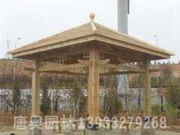防腐木制品